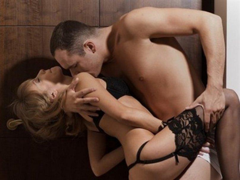 Фото с мужчиной и женщиной секс