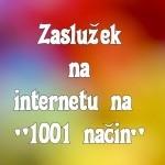 Zaslužek na internetu (2)