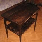 Govoreča miza na Koroškem