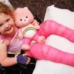 Otroci s cerebralno paralizo ali zmagovalci?