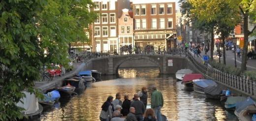 Potep po nizki deželi: Amsterdam, Nizozemska