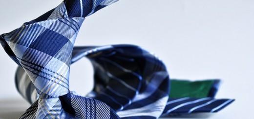 Kravata; umetnina, ki zaživi šele s pravim vozlom!