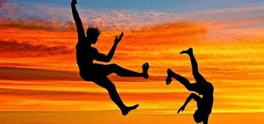 Capoeira za ravnovesje telesa in duha