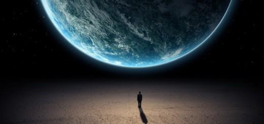 Človeško telo se sestoji iz zemlje, prahu, v  katerega se bo povrnil. Vsi elementi na Zemlji pa se sestoje iz prahu, ki je nekoč tvoril zvezde.