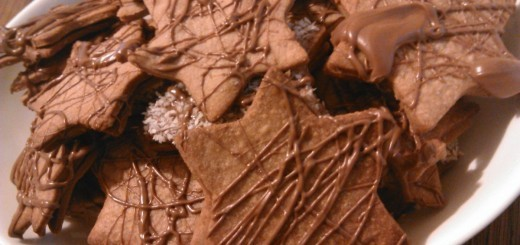 Nesramno dobri čokoladni piškoti