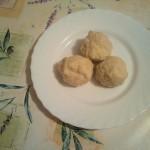 Kruhovi cmoki – preprosti in odlični