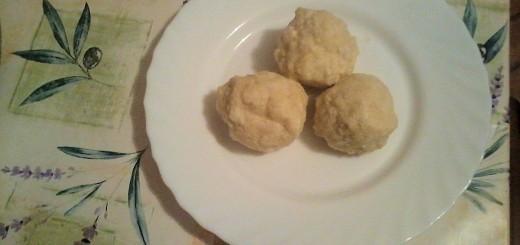 Kruhovi cmoki - preprosti in okusni