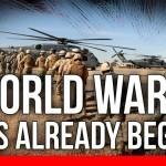 Mar svet drvi v spiralo smrti in svetovno vojno?