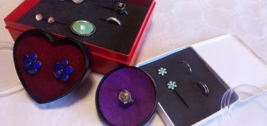 Narejeno doma - škatljica za nakit