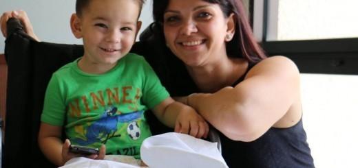 Amela Talić - pogumna Renejeva mama