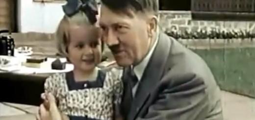 Oboževani Adolf Hitler