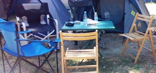 Nasveti za kampiranje s šotorom
