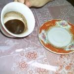 Vedeževanje iz kave