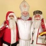 Miklavž, Božiček in Dedek Mraz – trije dobri decembrski možje