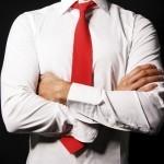 Presenečenje dogodka 500 podjetnic: Peter Poles z rdečo kravato