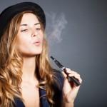 Elektronska cigareta – dim in para