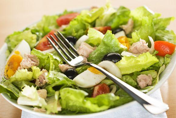 zdrava prehrana v službi