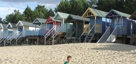 peščena plaža (Wells next the Sea)