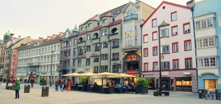 Ideja za vikend: Innsbruck