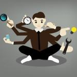 Biti zaposlen ali biti produktiven: 3 pomembne razlike