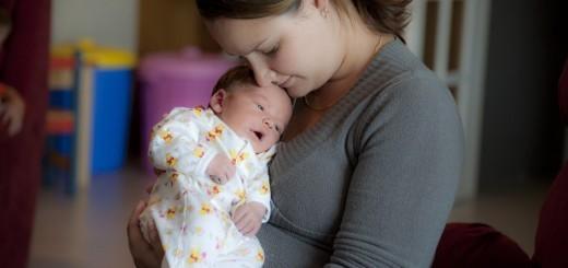 Osebna izpoved: Najpomembnejši navet novopečeni mamici