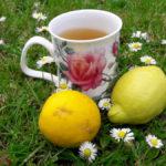 Čaj proti zastajanju vode v telesu