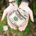 Kako podariti denar