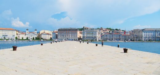 Ideja za izlet: Tržaški zaliv