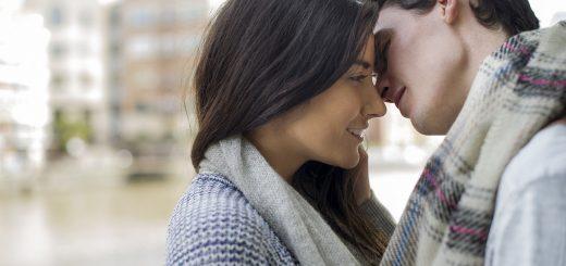 Poljubljanje in vrste poljubov
