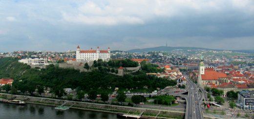 Ideja za izlet: Bratislava
