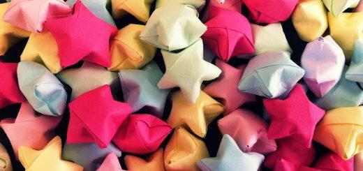Dekorativne zvezdice – naredi sam