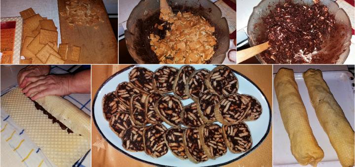 Cokoladna salama