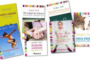 Jesper Juul – knjige v akciji