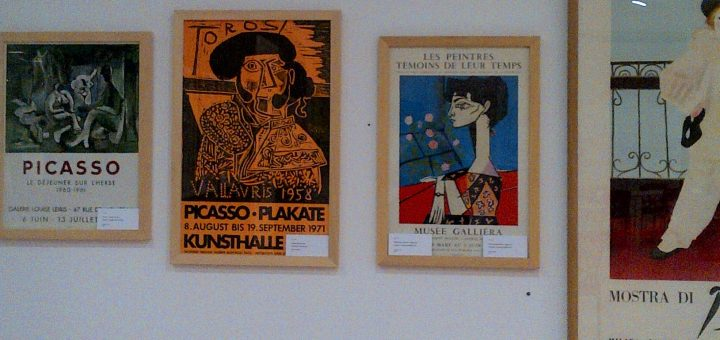 Pablo Picasso in njegovi plakati _11